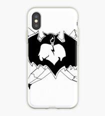Vampire Hunter iPhone Case