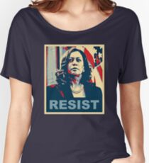 kamala RESIST Women's Relaxed Fit T-Shirt