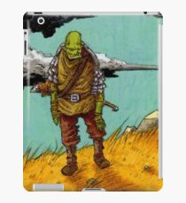 On the Hill top iPad Case/Skin