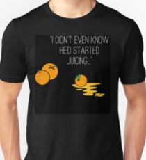 The Juicer Unisex T-Shirt