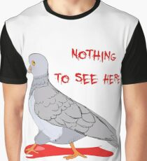Nothing to See Here Graphic T-Shirt