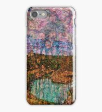 Desert Varnishes - La Mancha iPhone Case/Skin