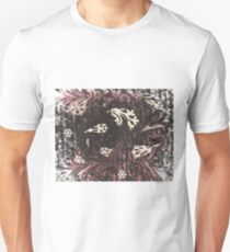 Caught in a snowstorm Unisex T-Shirt