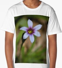 Blue-eyed Grass Long T-Shirt