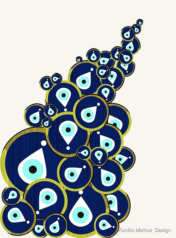Evileye Burst by Kanika Mathur  Design