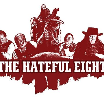 The Hateful Eight by OmerNaor316