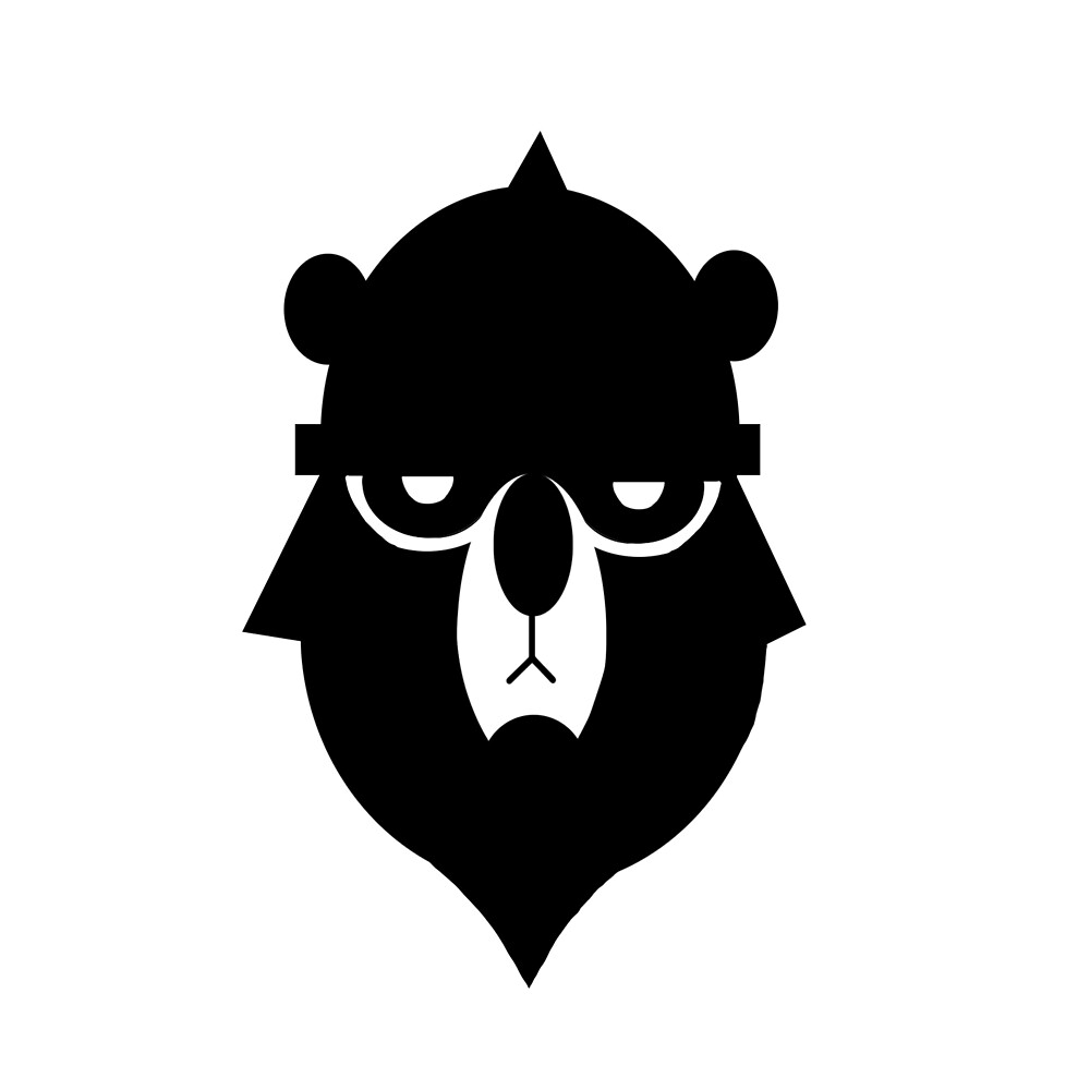 Viking Bear Brand by schunncheng