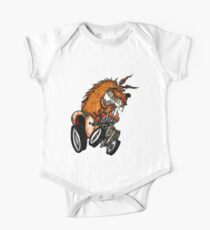 Werewolf Ratrod Kids Clothes