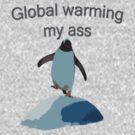 Global warming  by rrutten