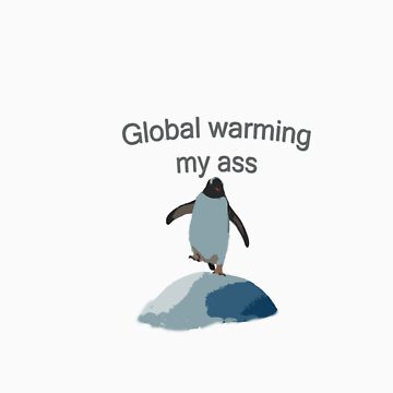 Global warming  by rrutten