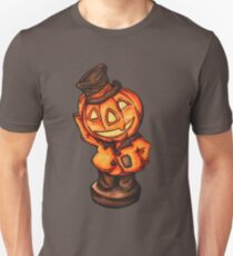 Halloween Pumpkin Lamp Unisex T-Shirt