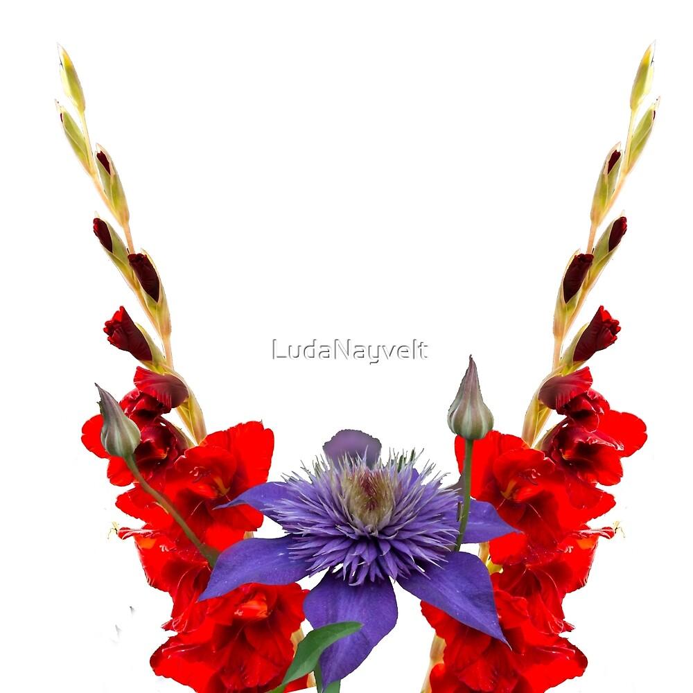 Spring flowers by LudaNayvelt