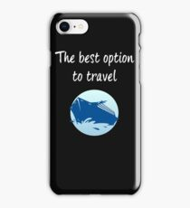 Cruising Best Option Cute Dreaming Fearless Graphic Summer Gift Tshirt iPhone Case/Skin