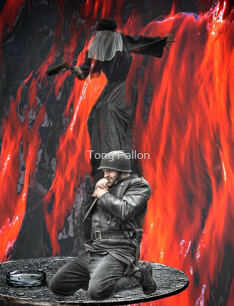 Burning Desire by Tony Fallon