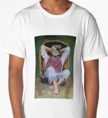 The Recliner Long T-Shirt