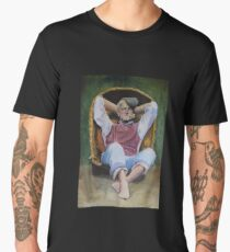 The Recliner Men's Premium T-Shirt