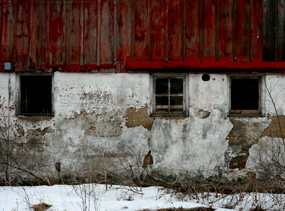 Old Barn by Kaila Quint