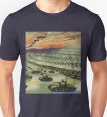 Here is Only One of Britain's New Armoured Divisions T-Shirt