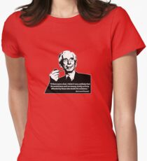Bertrand Women's Fitted T-Shirt