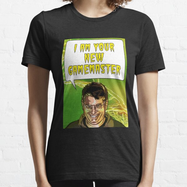 I Am Your New Gamemaster Essential T-Shirt