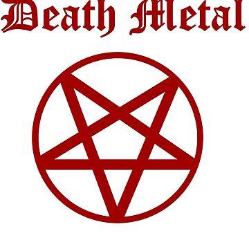 Death Metal by blasphemyth