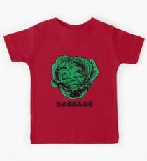 Savage Cabbage ... SABBAGE Kids Clothes