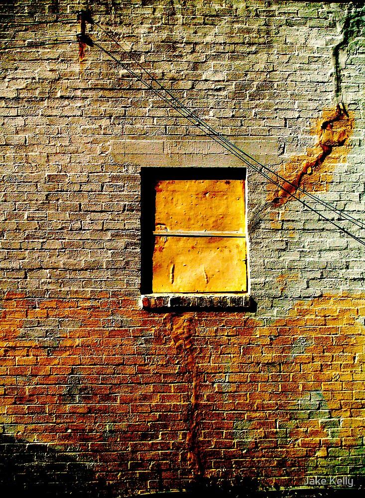 Wall by Jake Kelly