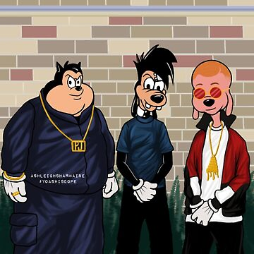 PNF x Goof Troops by ADopeWorld