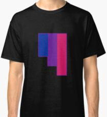 Bisexual and Biromantic Classic T-Shirt