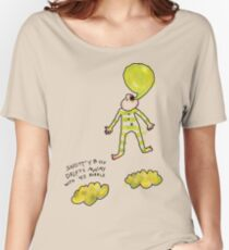 'Snotty Boy Bubbles' Women's Relaxed Fit T-Shirt