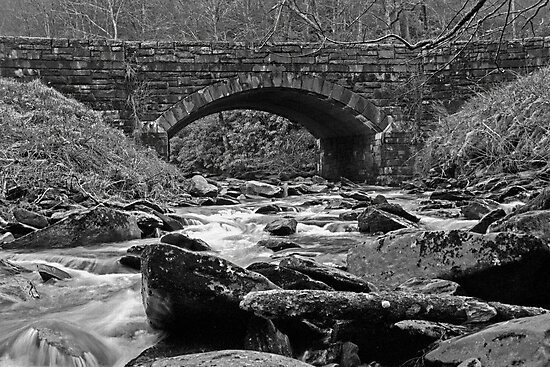 Bridge Over Troubled Water 2 by David Lampkins