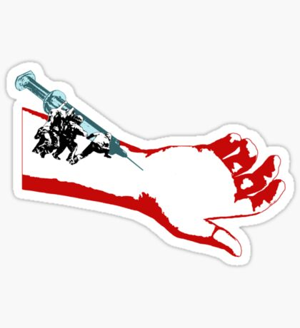 United Sedate of A... Sticker