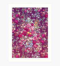 """Bouquety"" Art Print"
