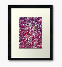 """""""Bouquety"""" Framed Print"""