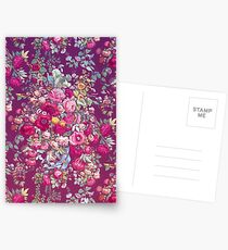 """""""Bouquety"""" Postcards"""