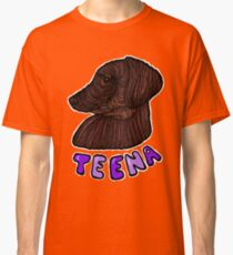 Teena Doodle Classic T-Shirt
