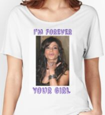 Paula Abdul Women's Relaxed Fit T-Shirt
