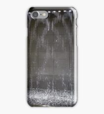 Japanese Waterfall Feature 2 iPhone Case/Skin