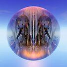 Alien Embryo by Hugh Fathers