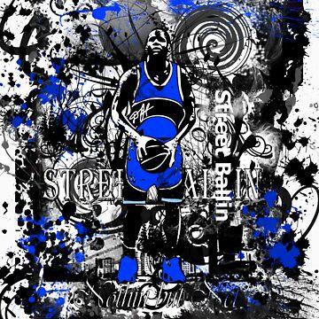 STEET BALLIN (NOTHIN BUT NET ) BLUE by DionJay