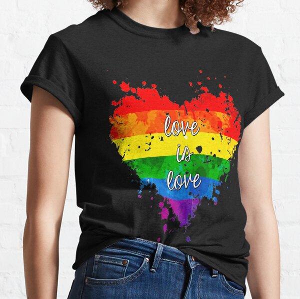 El amor es el amor Camiseta clásica