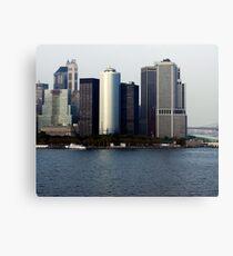 Lienzo New York City Harbor