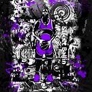 STEET BALLIN (NOTHIN BUT NET ) PURPLE by DionJay