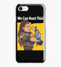 We Can Do This - Horizon Zero Dawn iPhone Case/Skin