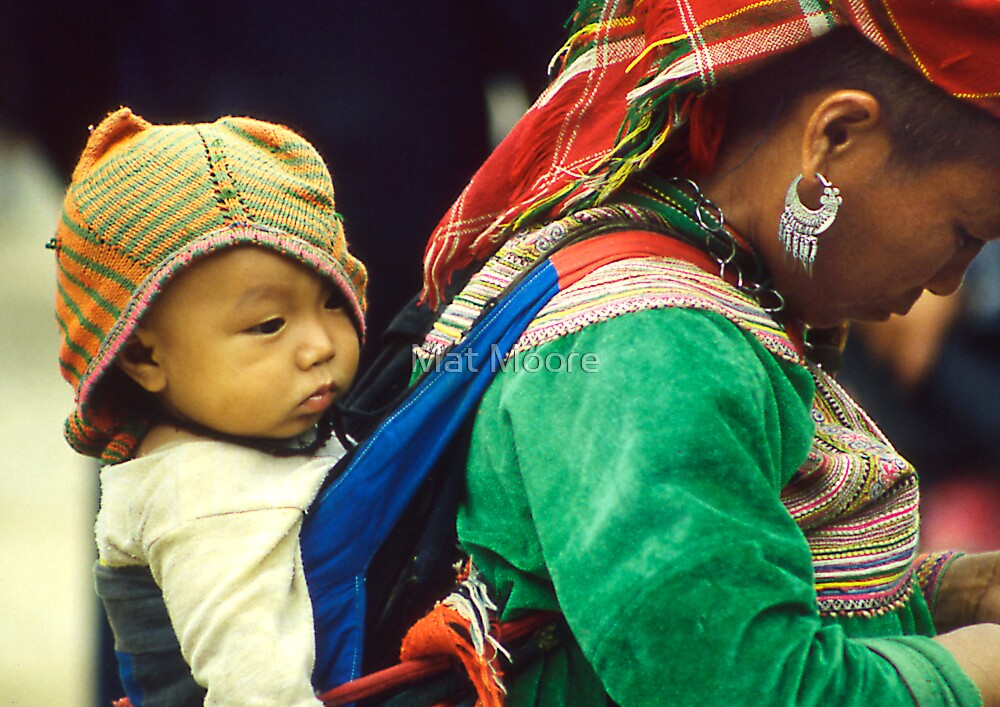 ' Bac Ha Baby ' by Mat Moore