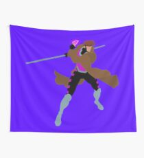 Gambit  Wall Tapestry