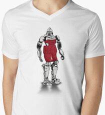 6 v1 Men's V-Neck T-Shirt