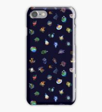Kingdom Hearts Worlds iPhone Case/Skin