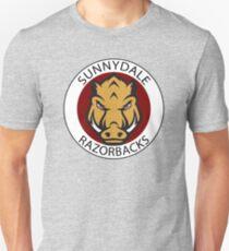 Sunnydale Razorbacks (Buffy) Unisex T-Shirt