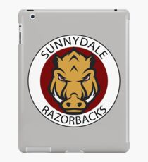 Sunnydale Razorbacks (Buffy) iPad Case/Skin